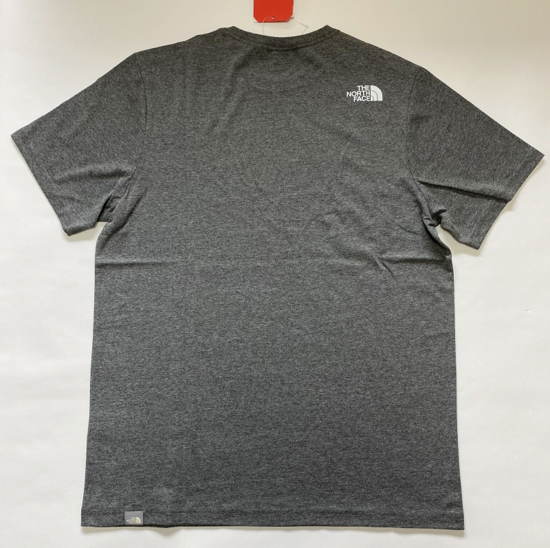 ☆THE NORTH FACE NSE Tシャツ US:M グレー 新品 送料込み♪ ノースフェイス ネバーストップ_画像5