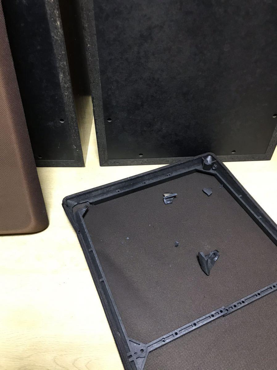 DIATONE ダイヤトーン スピーカー ペア DS-77Z 引取歓迎 _画像8