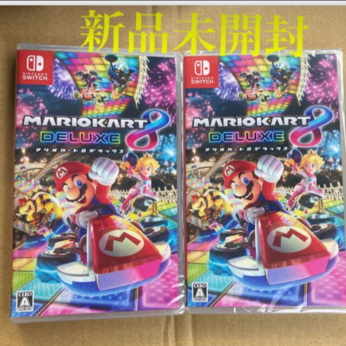 マリオカート8 デラックス ソフト 任天堂 Switch