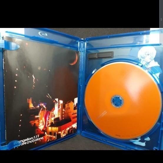 Blu-ray ヱヴァンゲリヲン新劇場版:序北米版