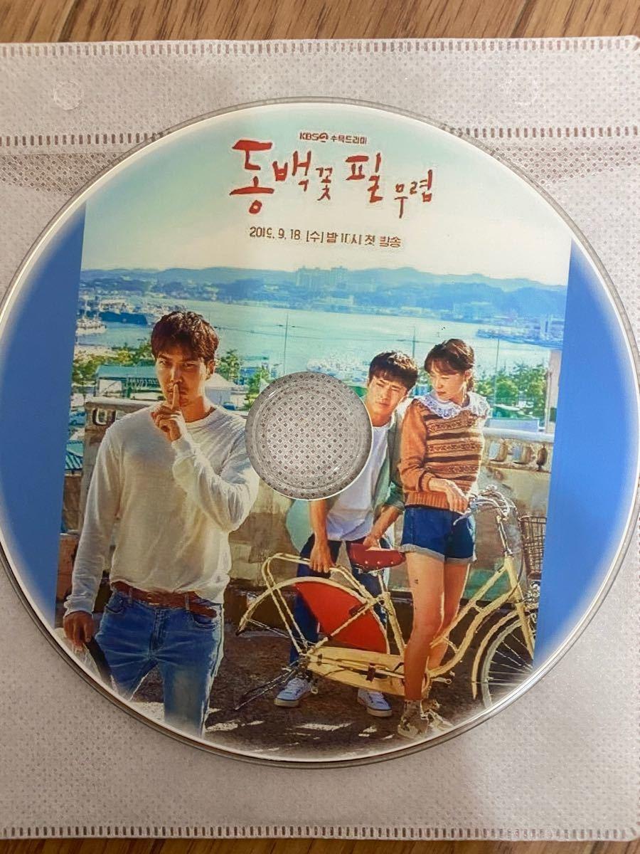 韓国ドラマ☆椿の花の咲く頃 Blu-ray版 全話