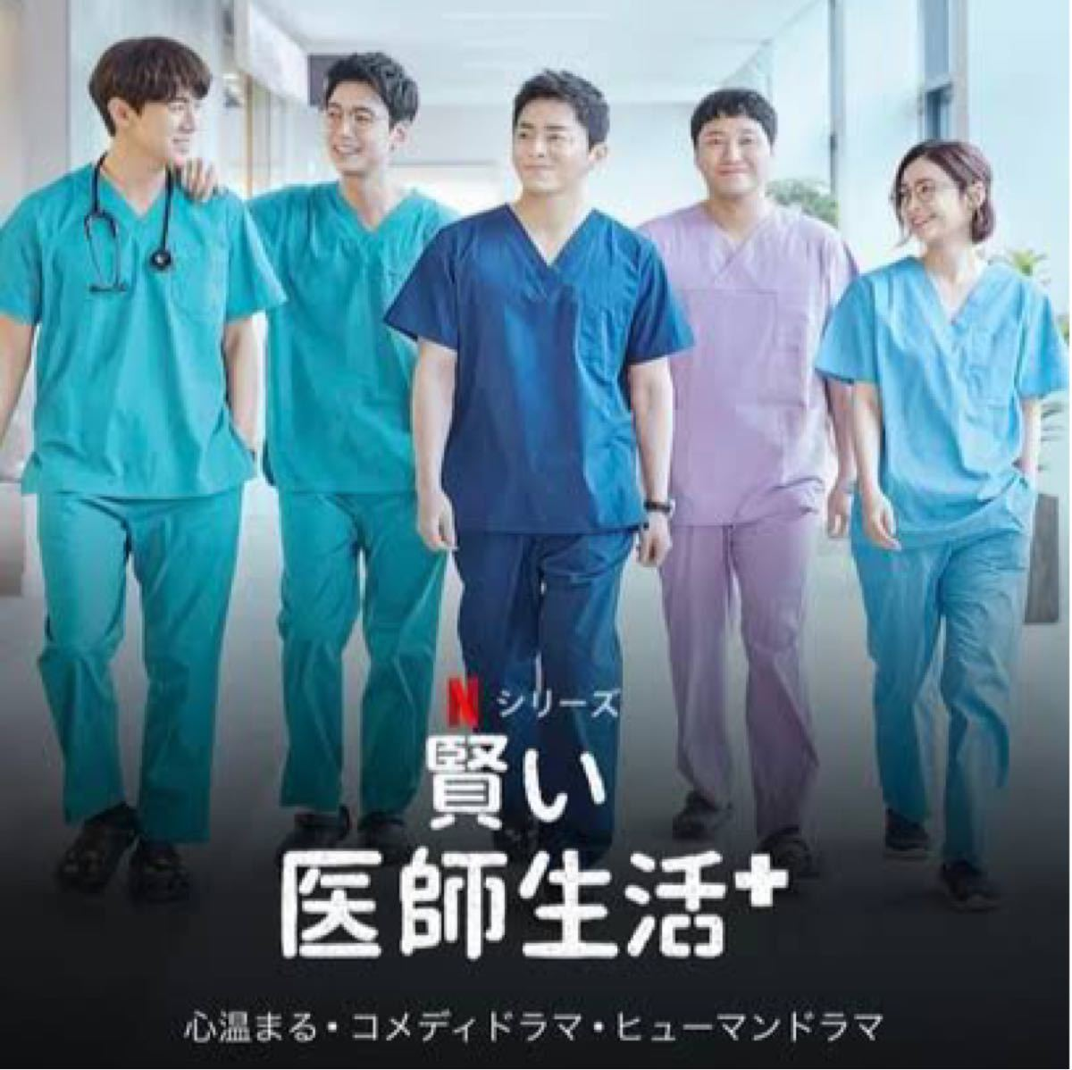韓国ドラマ 賢い医師生活 DVD『レーベル印刷有り』全話