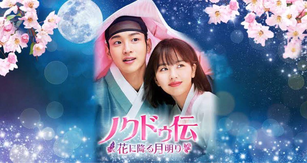 韓国ドラマ ノクドゥ伝 DVD『レーベル印刷有り』全話