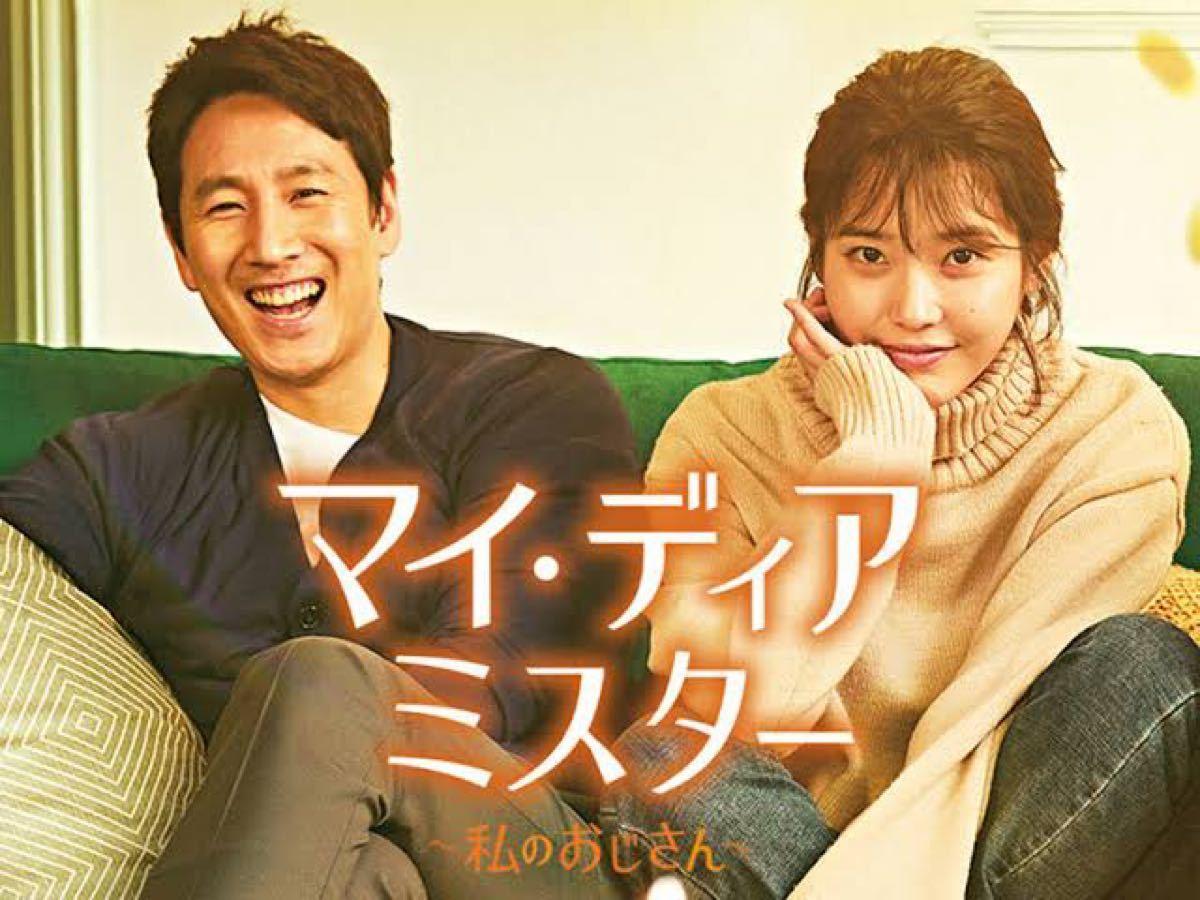 韓国ドラマ マイディアミスター DVD『レーベル印刷有り』全話
