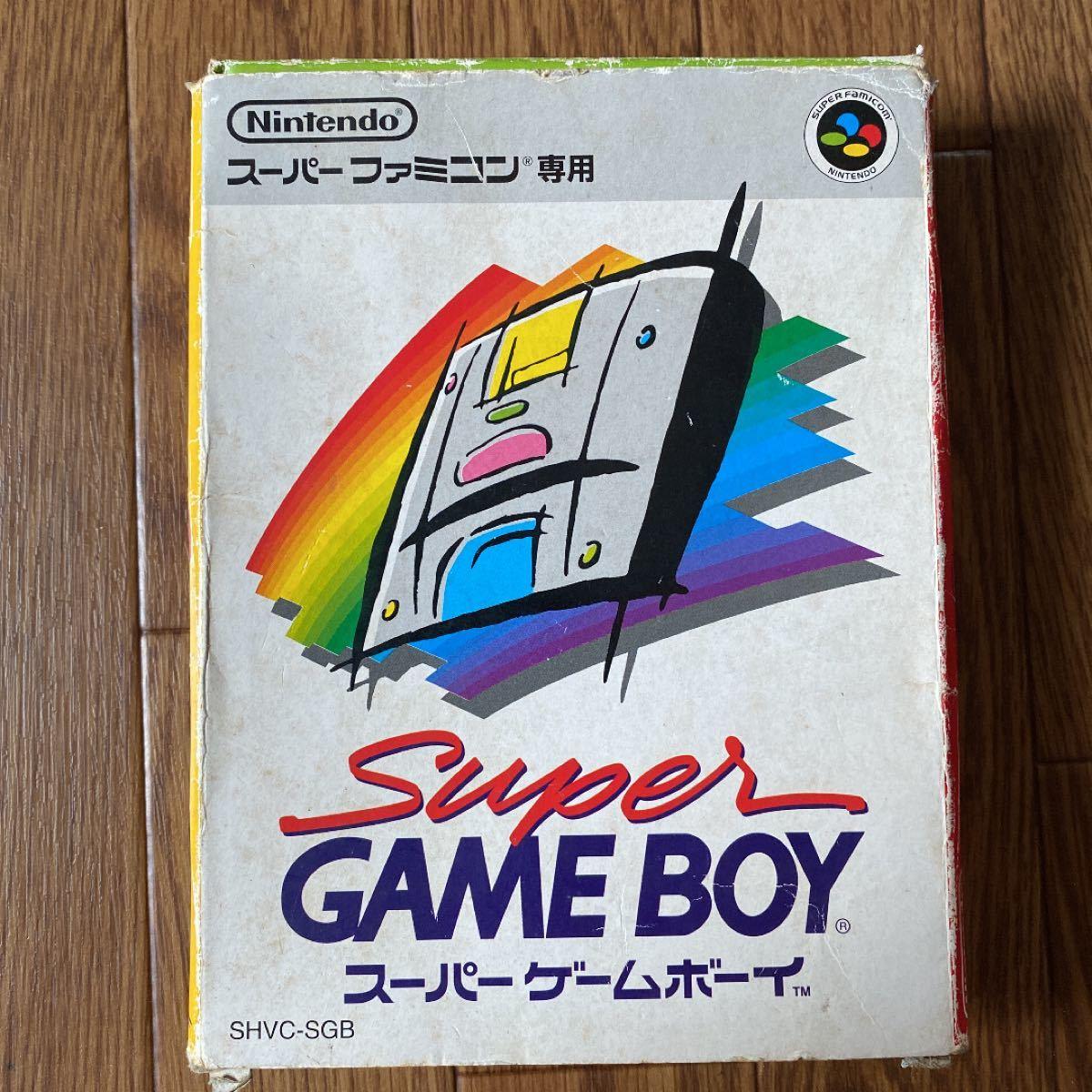 スーパーファミコン スーパーゲームボーイ:任天堂:スーファミ:ゲーム  SFC SUPER