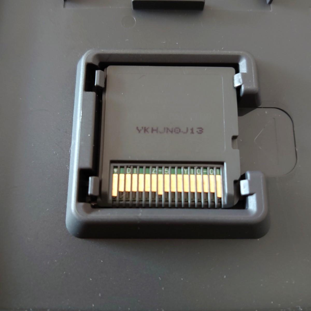 ニンテンドーDS ソフト ぼくらはカセキホリダー 動作品 ケース付き 美品 人気 希少 DS 交渉可能 スーパーカセキホリダー