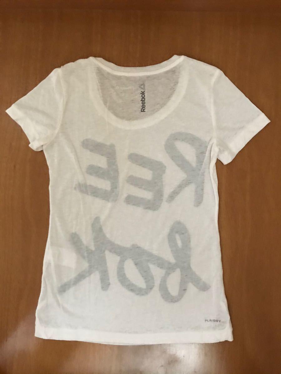 リーボック  Tシャツ トレーニングウェア ヨガウェア レディース