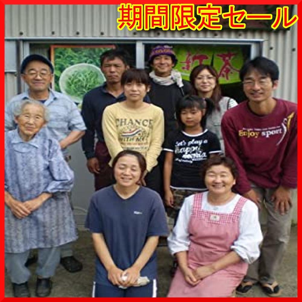 宮崎茶房 有機JAS認定 無農薬栽培 食べる緑茶 粉末茶 70g_画像2