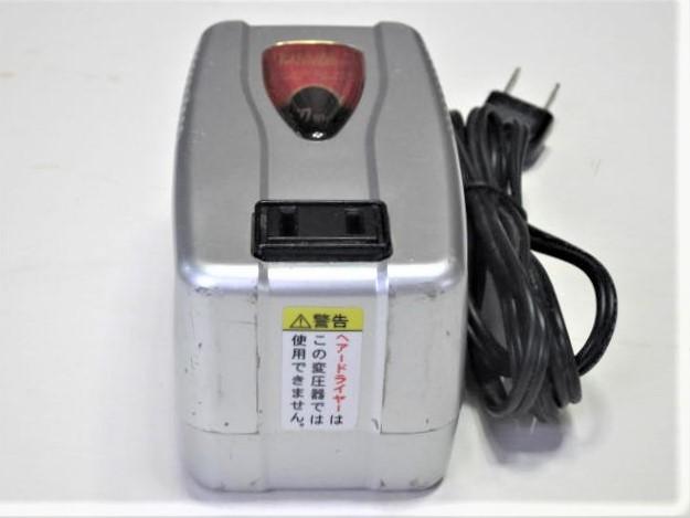 ☆ Kashimura 海外用変圧器 (TI-100) ☆_画像2