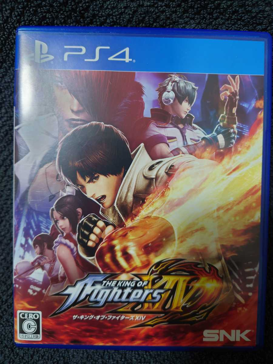 PS4THE KING OF FIGHTERS XIV [通常版] ザ・キングオブファイターズ 14