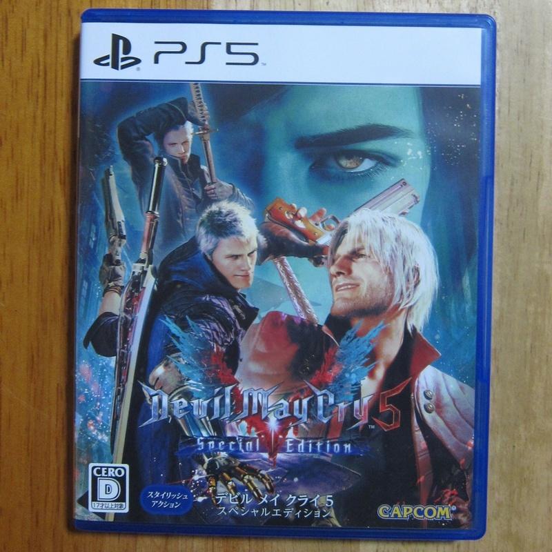 PS5 デビルメイクライ5 スペシャルエディション Devil May Cry 5 Special Edition