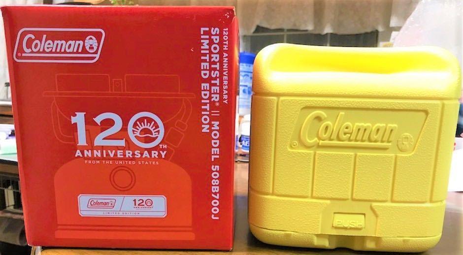 ☆☆コールマン Coleman スポーツスター2 120周年限定 シングルバーナー☆☆