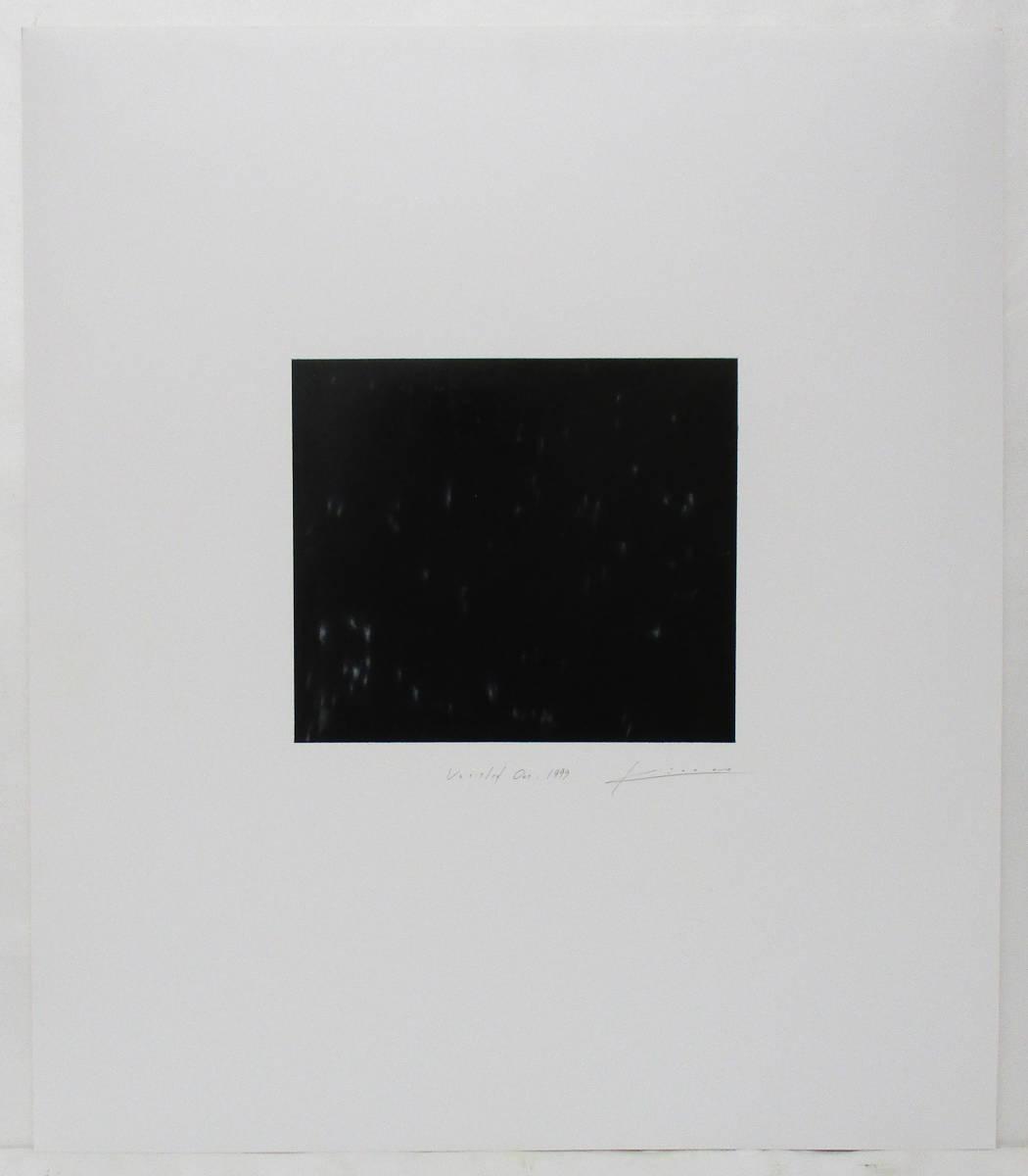 北野裕之『Untitled Oct,1999』ミクストメディア(油彩、写真、他) 鉛筆サイン シートのみ 1999年制作 京都精華大学_画像1