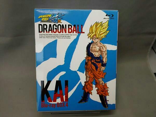 ドラゴンボール改 BOX4(Blu-ray Disc) グッズの画像
