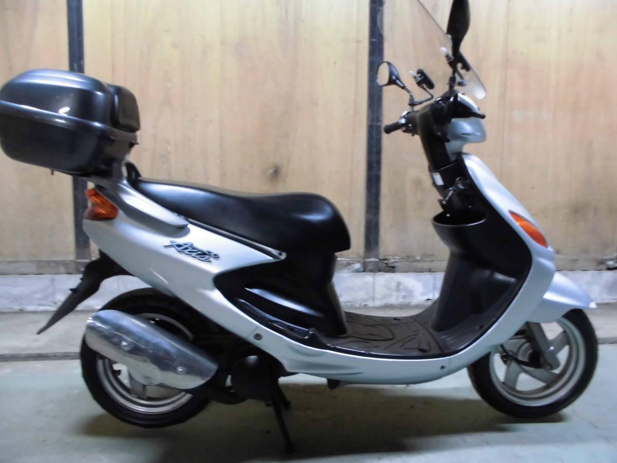 「ヤマハ グランドアクシス100 SB06J型モデル 走行6千台 千葉市~格安発送あり。」の画像2