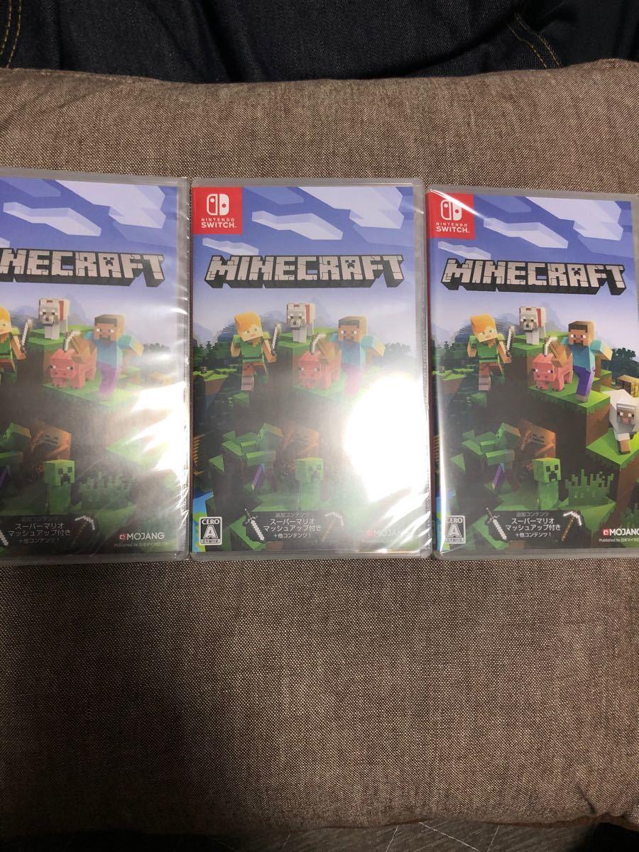 マインクラフト Minecraft Nintendo Switch ニンテンドースイッチ