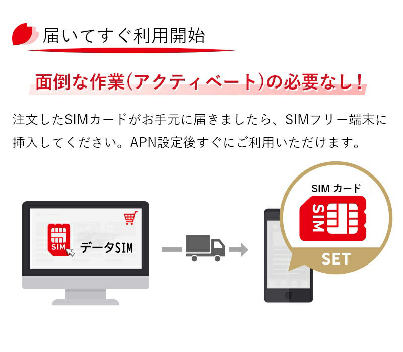残り3点 プリペイド SIM 20GB/月 12ヶ月使い放題 4GLTE対応 3-in-1 (標準/マイクロ/ナノ) (SMS認証対応)SIMカード Softbank回線  (20GB)_画像3