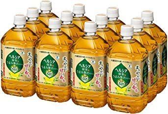 新品[トクホ] ヘルシア 緑茶 うまみ贅沢仕立て 1L&12本QUDU_画像1
