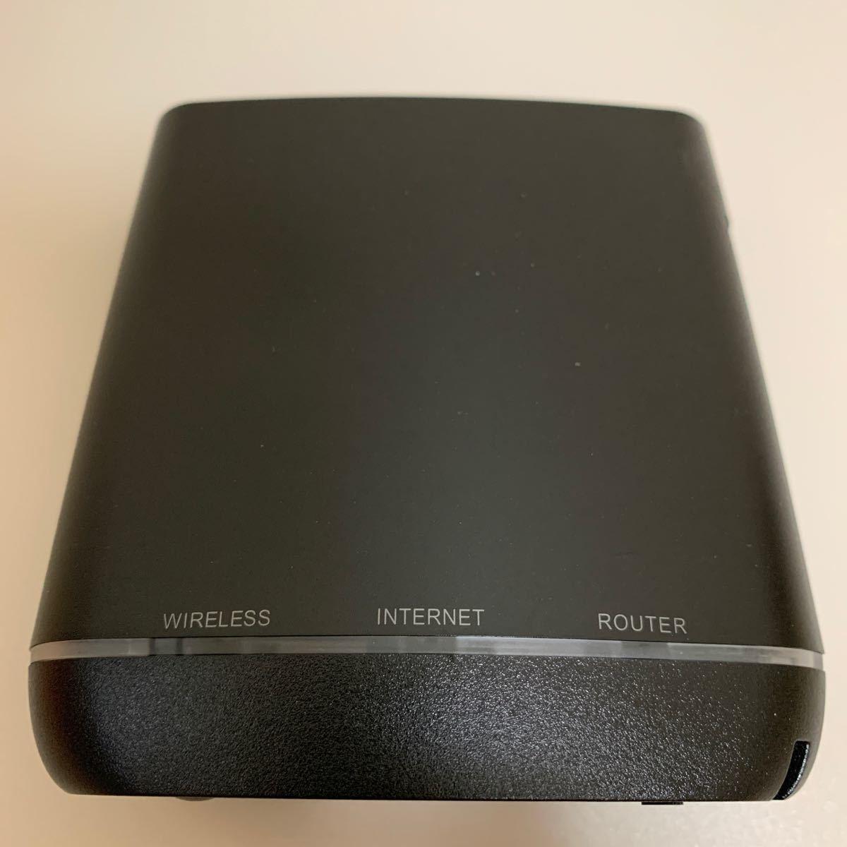 BUFFALO WCR-1166DS コンパクト無線LANルーター