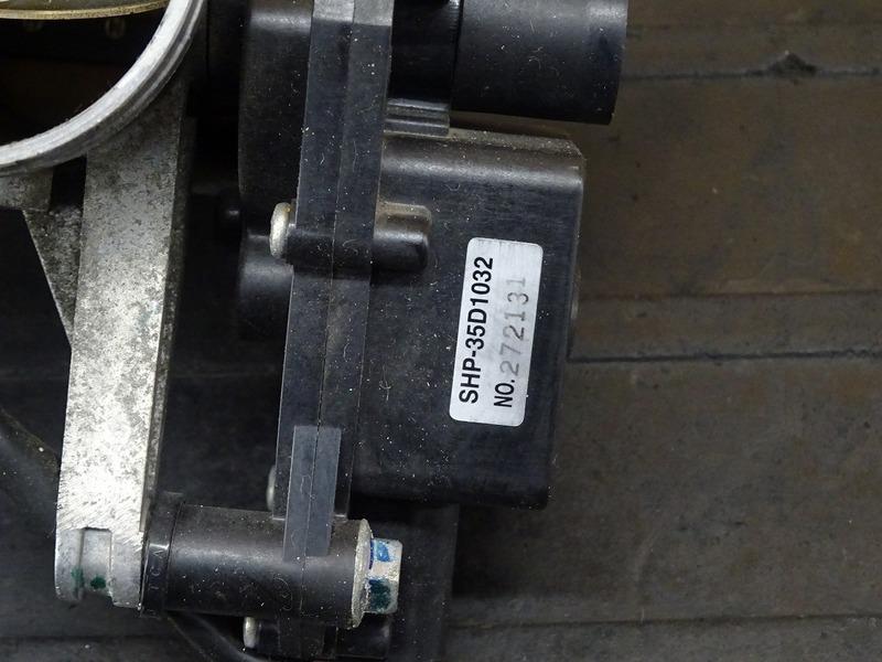 【210601】Ninja250(EX250L-A28)■ スロットルボディ インジェクター インジェクション 【NINJA ニンジャ_画像3