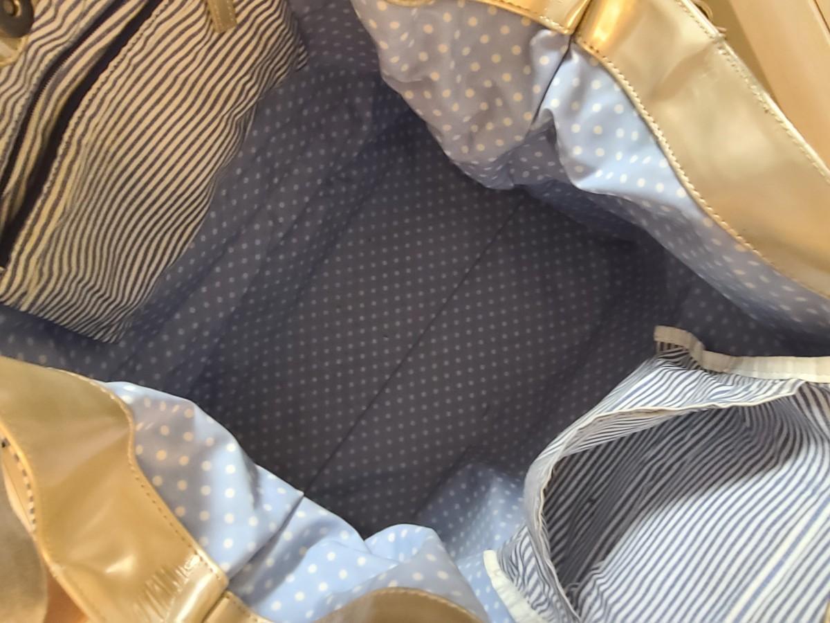 マザーズバッグ  バーニーズニューヨーク 2way 大きいトートバッグ