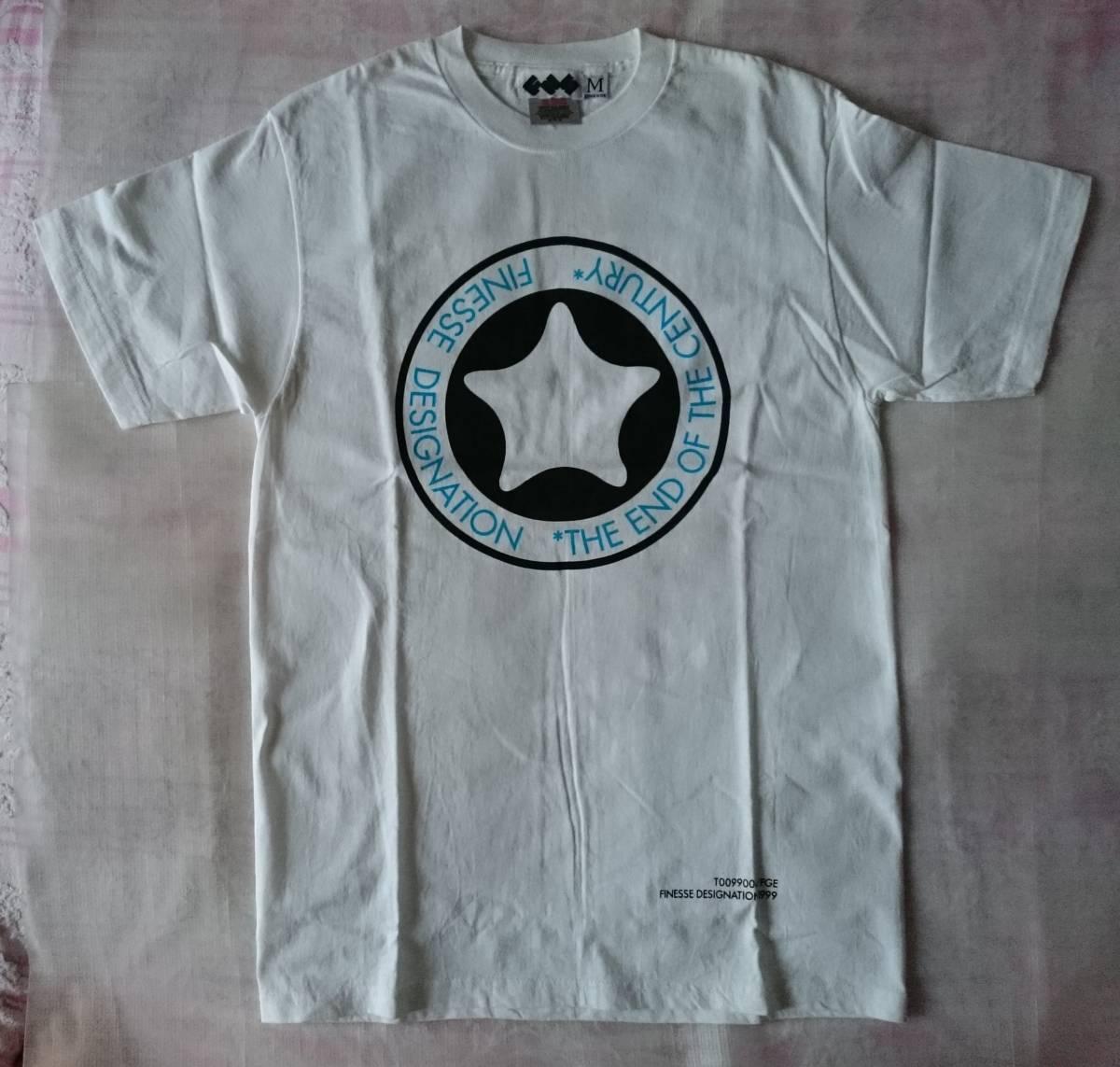 ☆超希少☆FINESSE ☆Tシャツ M フィネス 星 未着用 デッドストック グッドイナフ_画像2
