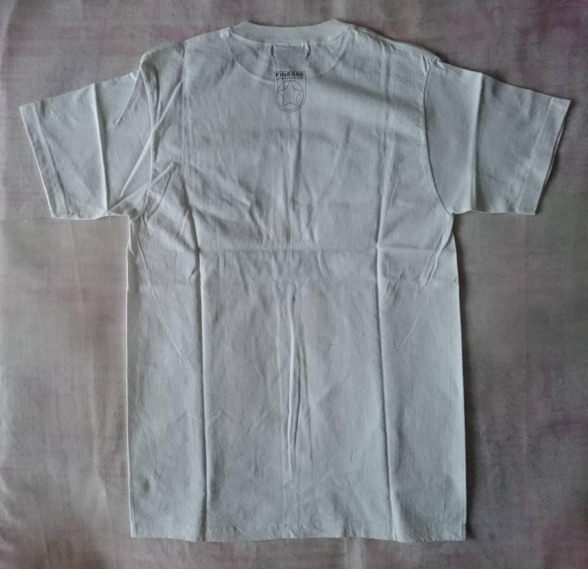☆超希少☆FINESSE ☆Tシャツ M フィネス 星 未着用 デッドストック グッドイナフ_画像5