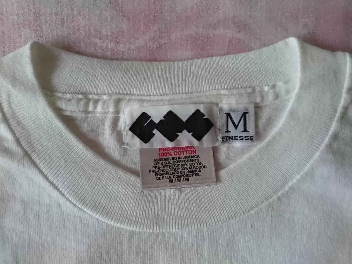 ☆超希少☆FINESSE ☆Tシャツ M フィネス 星 未着用 デッドストック グッドイナフ_画像3