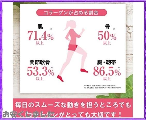 新品#即決~森永製菓 おいしいコラーゲンドリンク ピーチ味 125ml12本 (値打1FRT1220736P_画像4