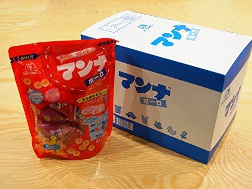 森永製菓 マンナボーロ 34g×5袋 【栄養機能食品(カルシウム・鉄)】_画像3