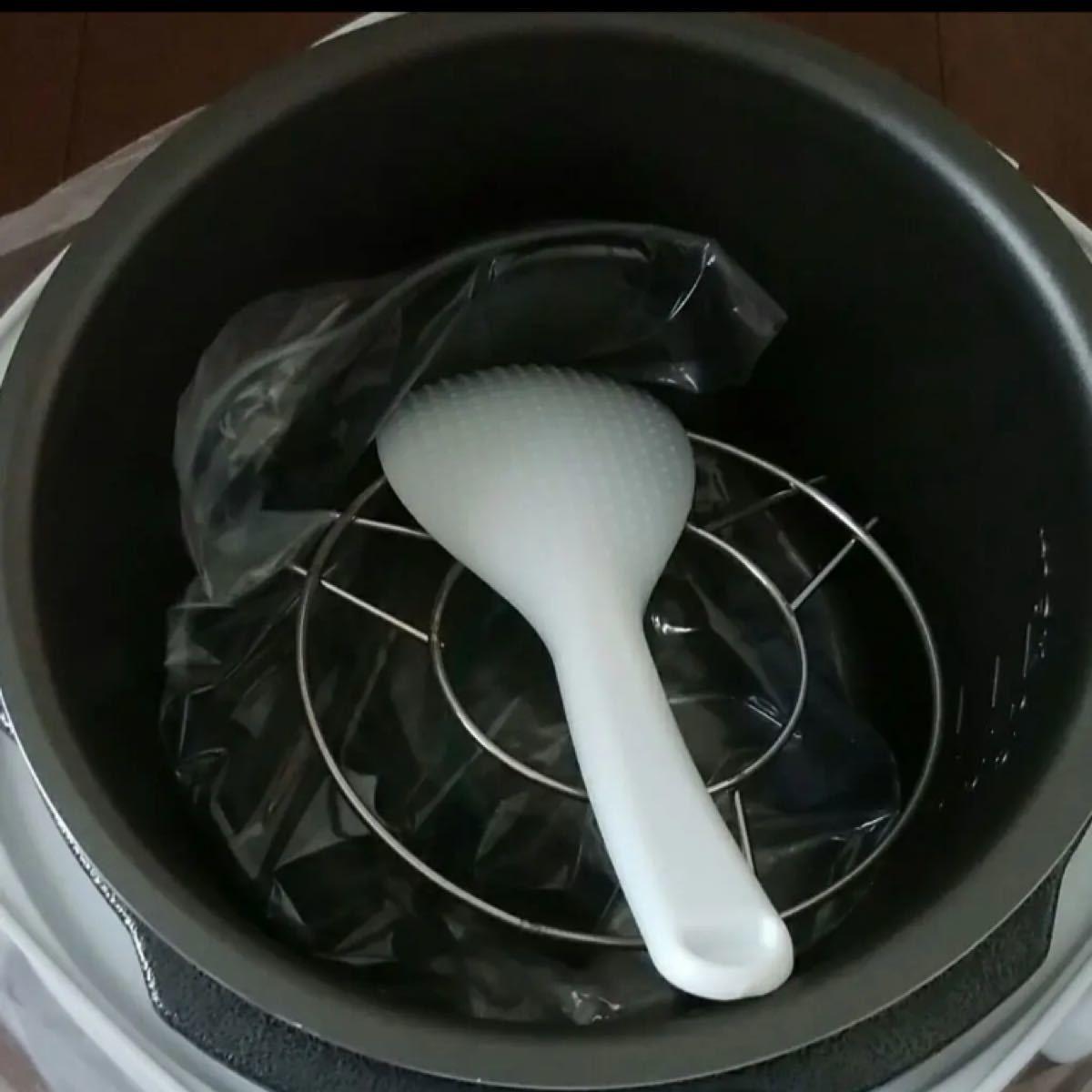 コンパクト電気圧力鍋  レリシア
