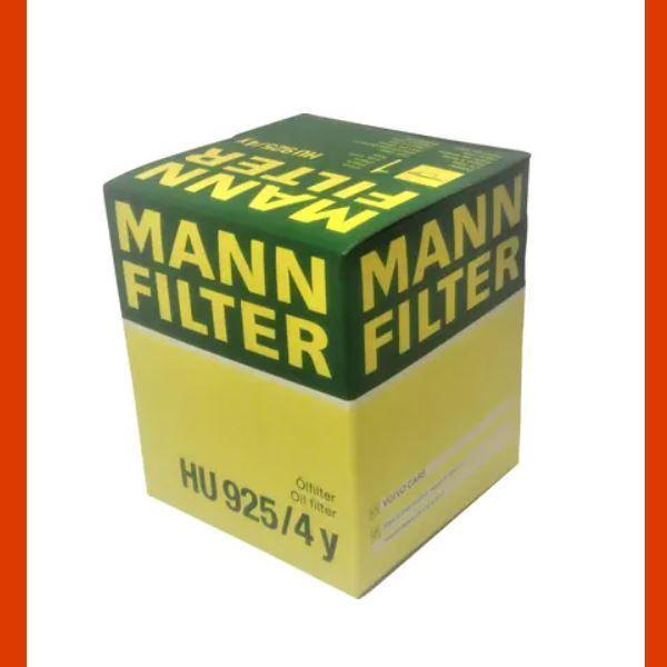 送料無料 MANN オイルエレメント HU612/1X Mercedes Benz メルセデスベンツ Aクラス (W169) エンジン オイル フィルター 整備_画像1