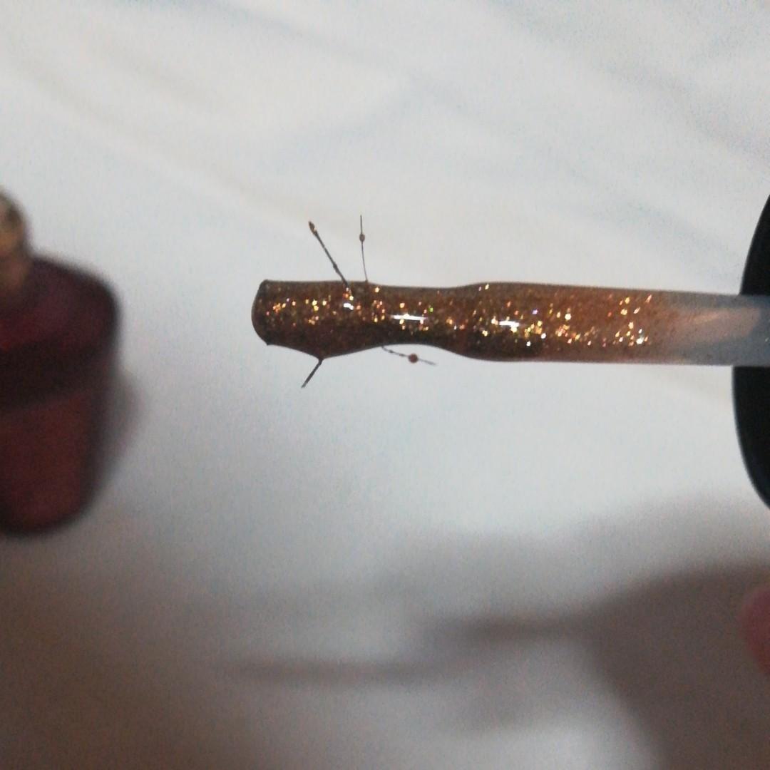 ネイル/ ジェルネイル パリュールカラージェル 154 ゴールドラメ