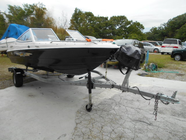 「18y CAMPION ALLANTE S485 485BR 18ftキャンピオン アランテ 28yトレーラー付。船検令和9年6月まで トレーラー不要で30万引 」の画像1