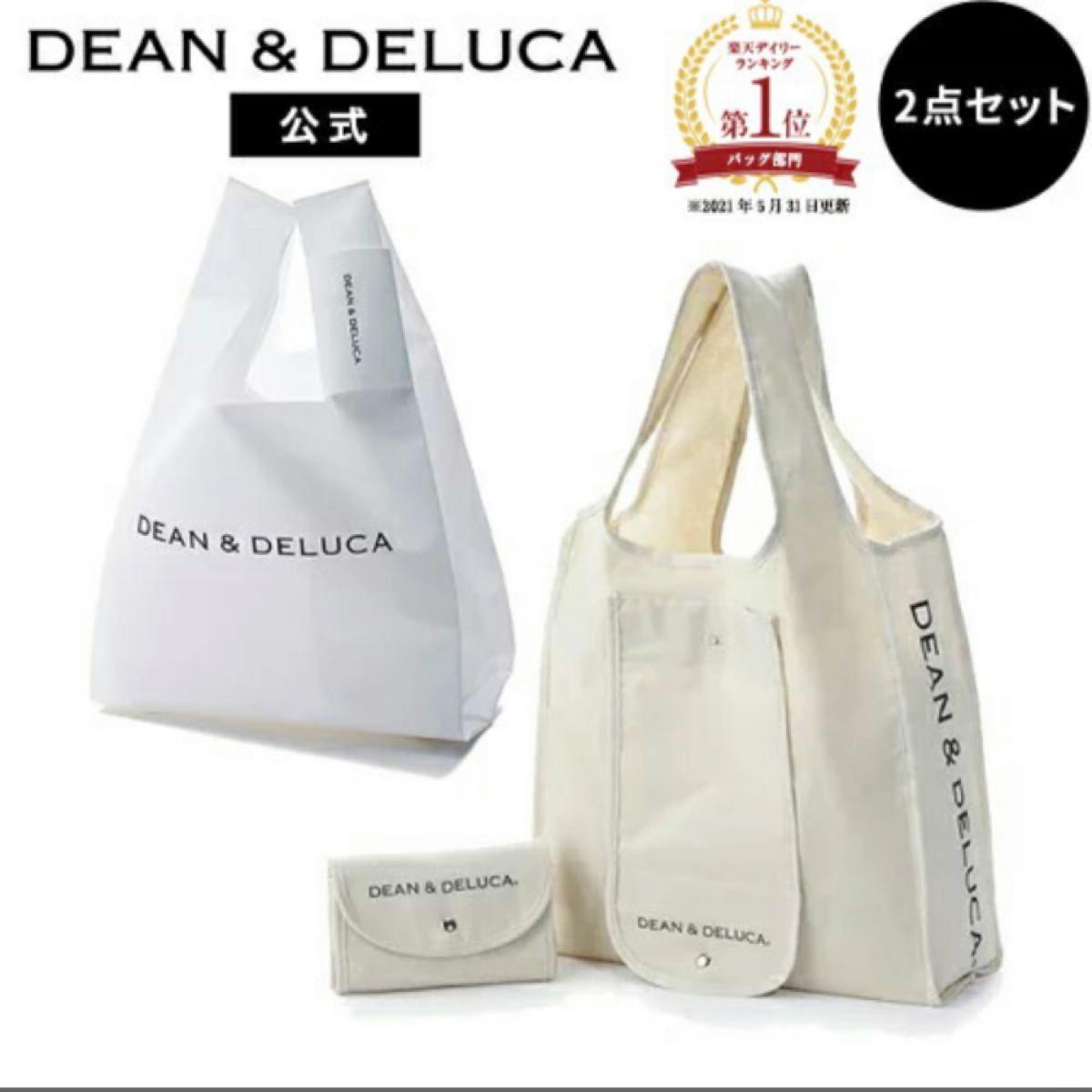 DEAN&DELUCA エコバッグ ディーンアンドデルーカ ディーン&デルーカ トートバッグ 新品
