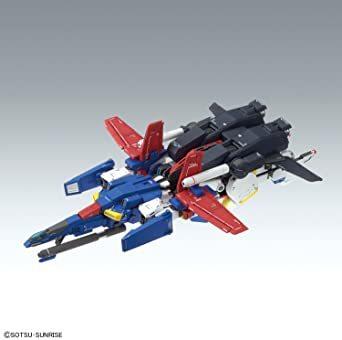 MG 機動戦士ガンダムZZ ダブルゼータガンダム Ver.Ka 1/100スケール 色分け済みプラモデル_画像8