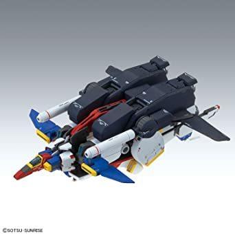 MG 機動戦士ガンダムZZ ダブルゼータガンダム Ver.Ka 1/100スケール 色分け済みプラモデル_画像5