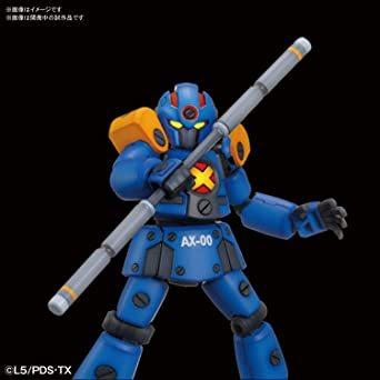 LBX ダンボール戦機 AX-00 1/1スケール 色分け済みプラモデル_画像5