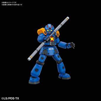 LBX ダンボール戦機 AX-00 1/1スケール 色分け済みプラモデル_画像2