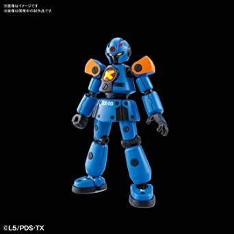 LBX ダンボール戦機 AX-00 1/1スケール 色分け済みプラモデル_画像3