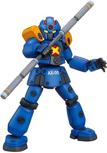 LBX ダンボール戦機 AX-00 1/1スケール 色分け済みプラモデル_画像1
