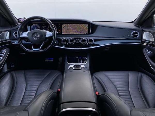 「Sクラス S550 ロング AMGライン ショーファーPKG/レーダーセーフティPKG」の画像3