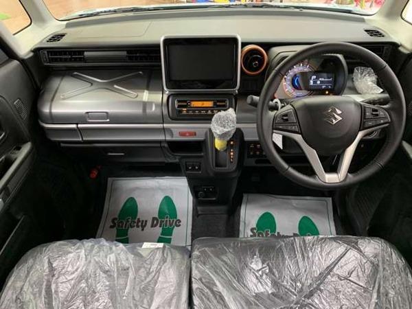 「スペーシア 660 ギア ハイブリッド XZ 4WD Pスタート 衝突被害軽減ブレーキ」の画像3