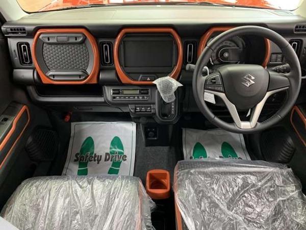 「ハスラー 660 ハイブリッド X 4WD Pスタート セーフティーサポート」の画像3