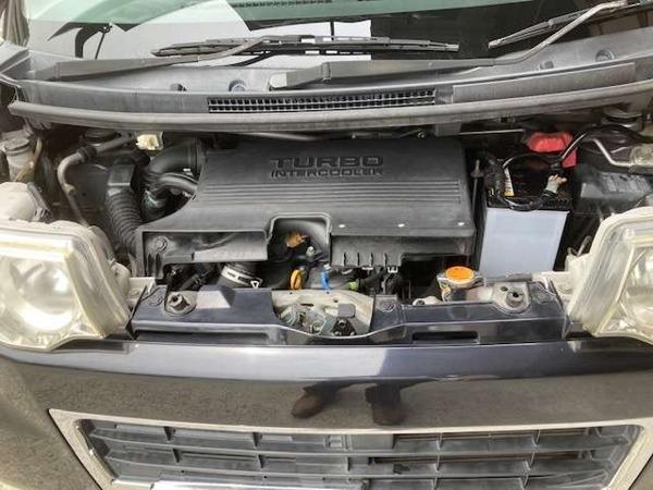「タント 660 カスタム RS ターボ ナビ Bモニター 左パワスラ」の画像2