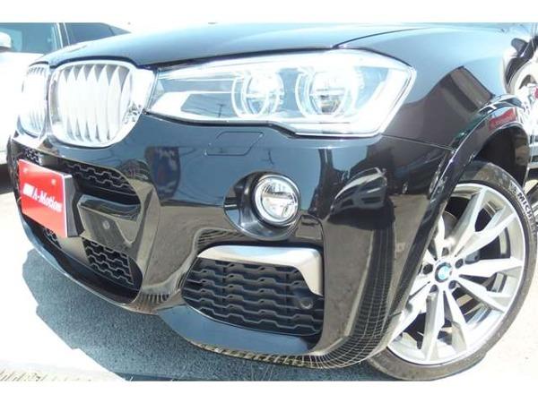 「X4 M40i 4WD 黒革S SR HDDナビ地デジTV360°カメラ 20AW」の画像3