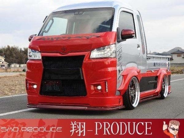 「ハイゼットトラック 660 ジャンボ SAIIIt 3方開 4WD ターボ・エアロ・エアサス・ブレーキ」の画像1