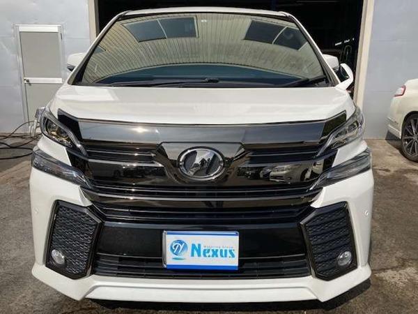 「ヴェルファイア 2.5 Z Aエディション ゴールデンアイズ 4WD 20AW/パワーバックドア/特別仕様車」の画像2