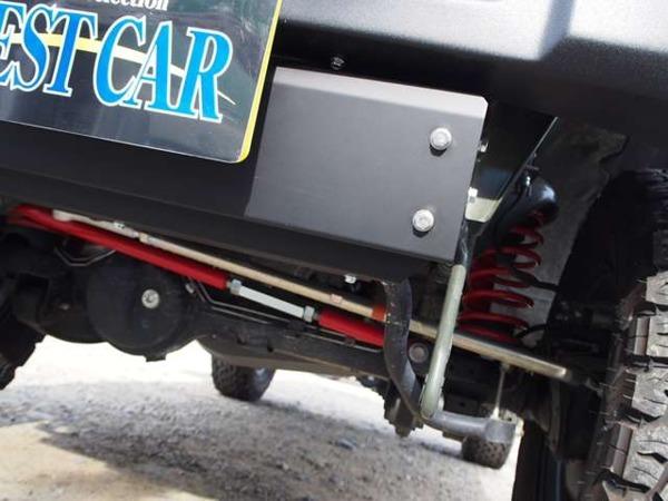 「ジムニー 660 XC 4WD リフトアップ グッドリッチ 純正8インチ」の画像3