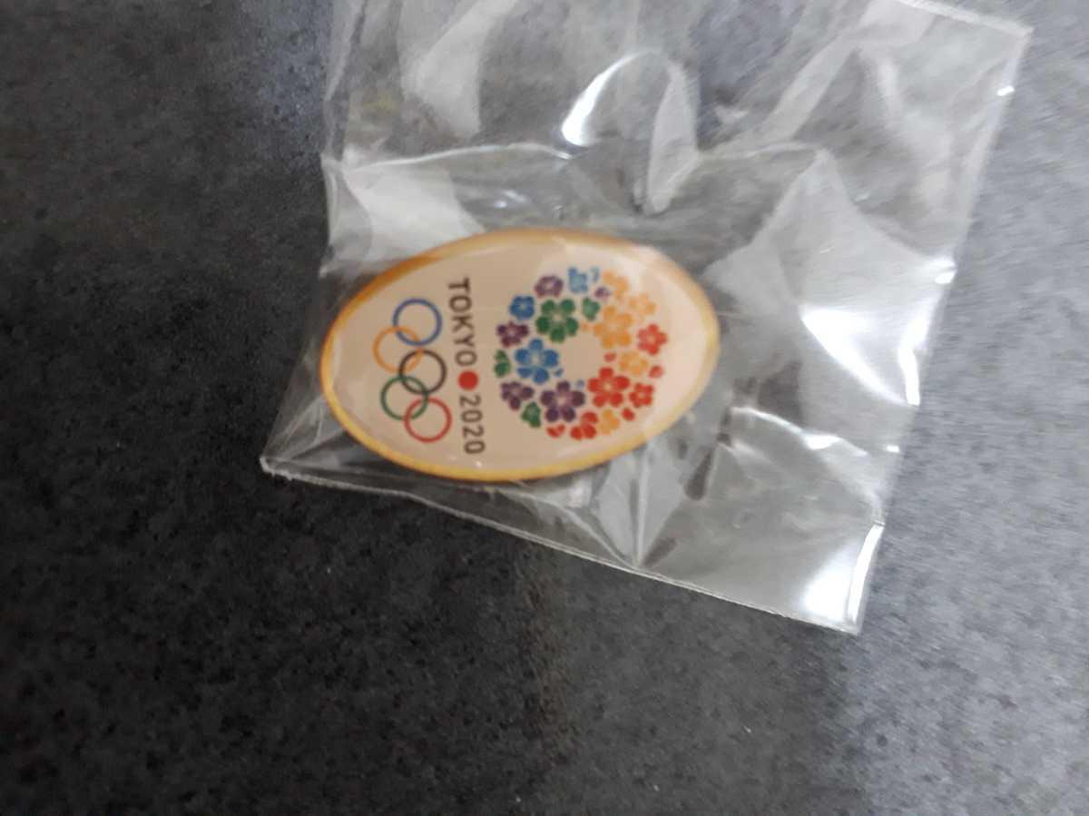 東京オリンピック ピンバッチ 2020 ピンバッジ ピンズ 未使用
